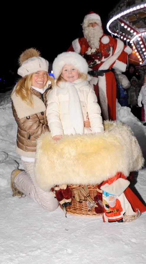Рождество в Куршевеле. Фото: Пресс-служба Глюкозы