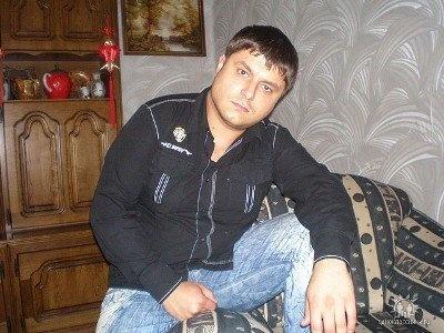 Виновник страшной аварии в Лугаснке. Фото со страницы Осипова в