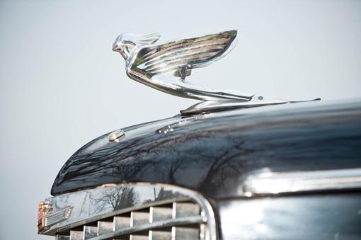 Авто построено в 1938 году специально для первых лиц государства