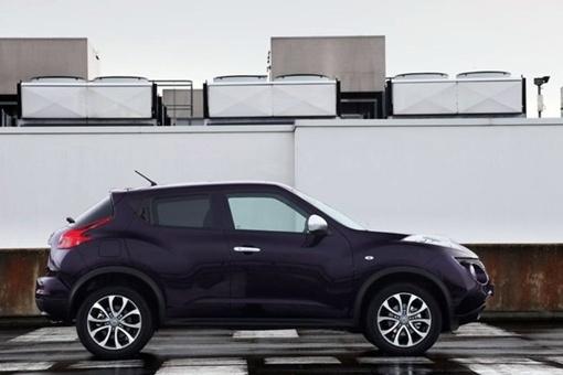 Juke Shiro с двигателем 1.6 DIG-T комплектуется разработанной компанией Nissan передовой системой полного привода All-Mode 4x4-i