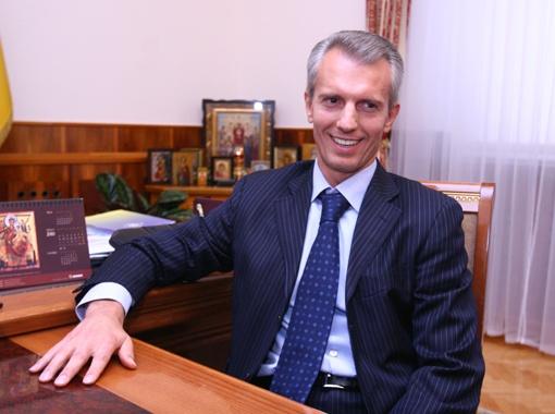 Весомое достижение Валерия Хорошковского на посту главы СБУ - борьба с коррупцией.