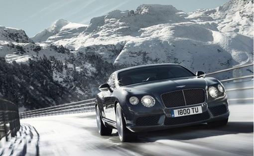 Continental GT and Continental GTC получат возможность использовать наряду с бензином и биоэтанол E85
