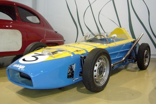 Музейные автомобили Saab уйдут с молотка