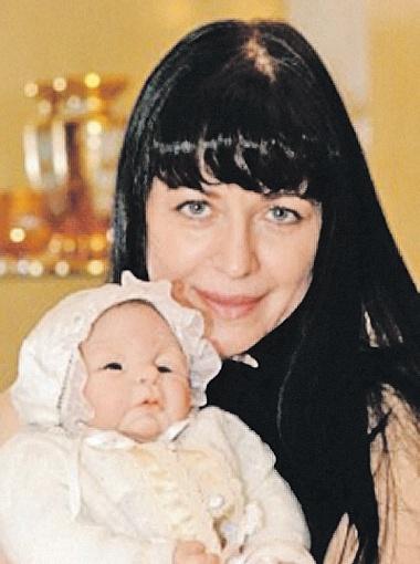 Татьяна Цорн делает кукол исключительно на продажу.