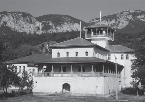 Тот самый охотничий домик князя Юсупова в Соколином. Фото с сайта yusupovpalace.ru