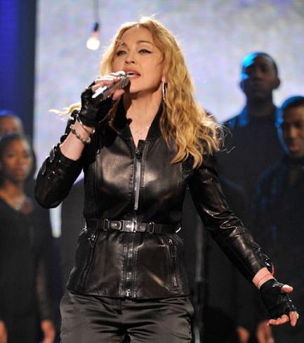 Мадонна выступит в Киеве 4 августа. Фото с сайта Madonna.com