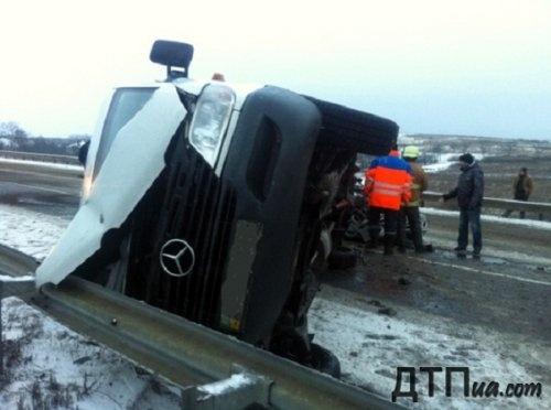 Водители не пострадали. Фото:dtpua.com