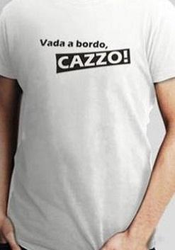 На футболке используется