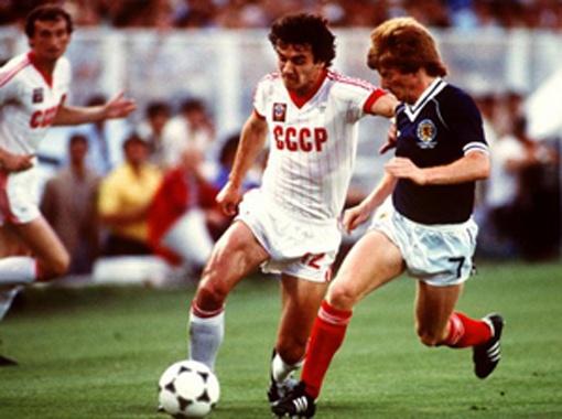 Чемпионат мира 1982 года. Баль 30-летней