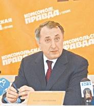 Экс-министр экономики Богдан Данилишин.