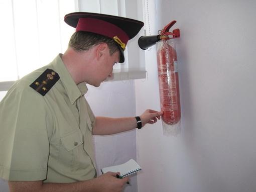 Оценить противопожарное состояние объектов помогут в инспекции техногенной безопасности.Фото из архива