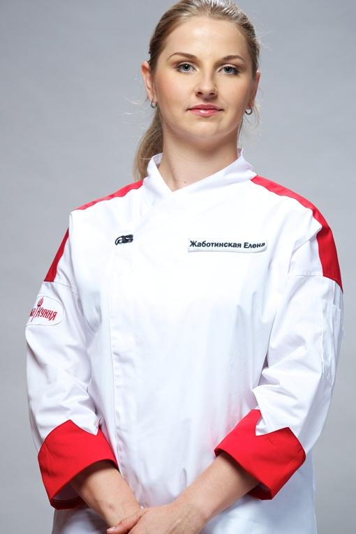 Лена Жаботинская взяла на себя ответственность за всю команду