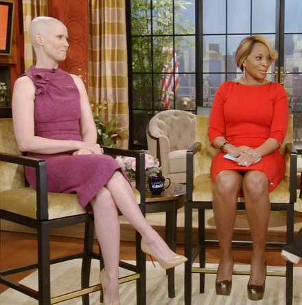 Красотка шокировала всех своим видом. Фото: телеканала АВС/abc.go.com