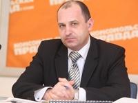 Заместитель директора департамента налогообложения физических лиц Государственной налоговой службы Украины Сергей НАУМОВ.