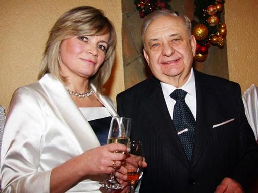 На свадьбу Ирине и Тадею Александровичу театр подарил премьеру оперы