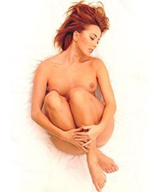 37-летняя певица показала, как она хороша в постели. Фото: Михаила Королева с сайта eg.ru.