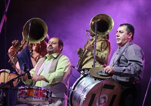 Цыганский оркестр