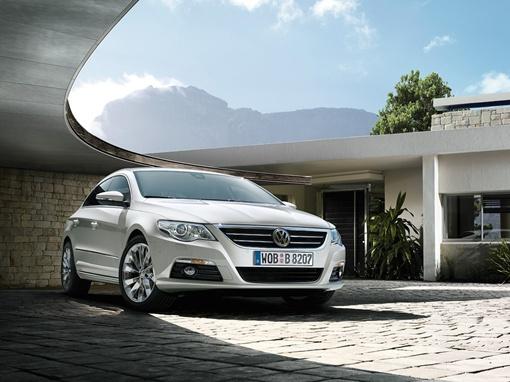 Volkswagen СС официально презентовали во Франции. фото: avtomaniya.com