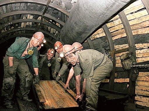 Угля в стране хватает, нужно, чтобы предприятия могли закупать его для своих котельных. Фото УНИАН.