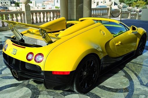 Grand Sport будет выпущена ограниченным тиражом в 150 единиц