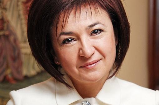 Валентина Григорьевна Гинзбург
