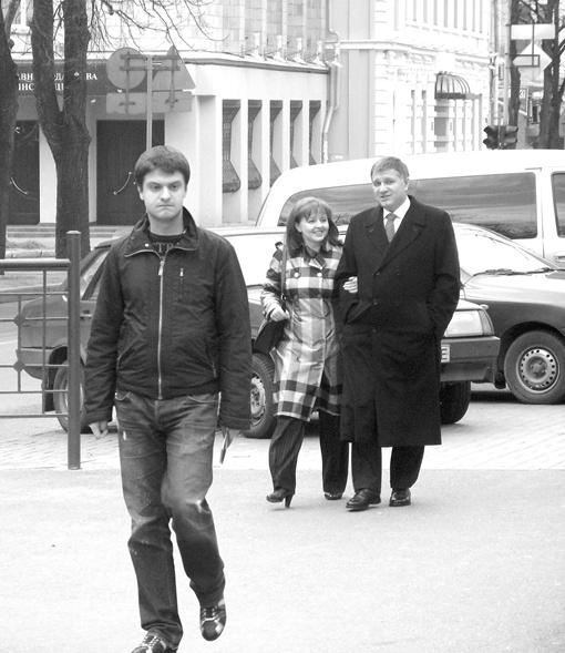 Александр и Инна Аваковы обратились за помощью к юристам.Фото из архива