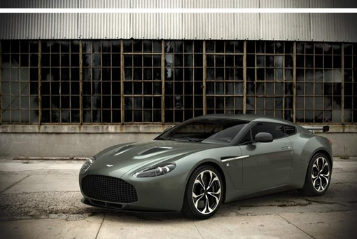 Aston Martin V12 Zagato будет стоить около  $518 265. ФОТО: auto.mail.ru