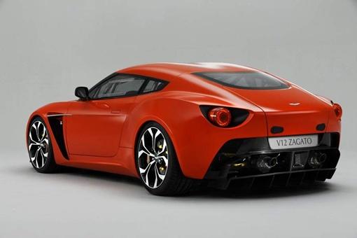 В основе машины лежит платформа V/H, на которой также построен спорткар Aston Martin V12 Vantage. ФОТО: auto.mail.ru