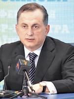 Вице-премьер Борис Колесников. Фото с сайта www.mintrans.gov.ua