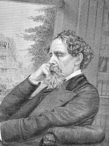 Диккенс быстро стал самым популярным писателем Англии - и слава его не меркнет.