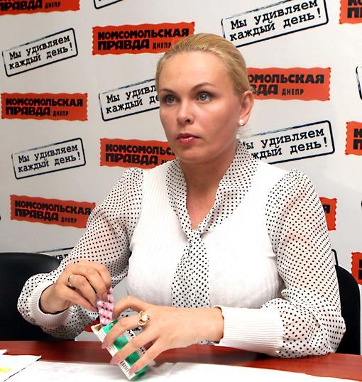 Лариса Кучина