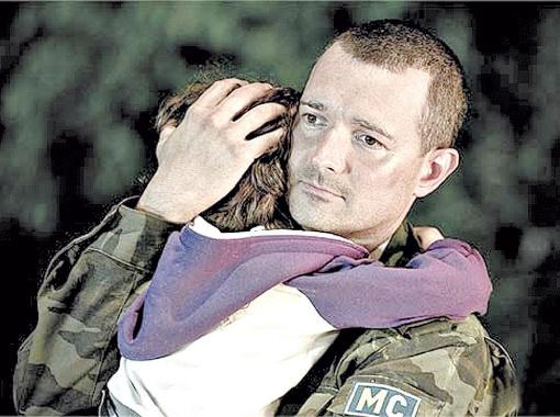 Егор Бероев сыграл осетина Заура, разлученного с сыном.