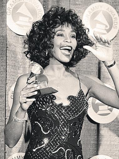 Март 1988 года. Хьюстон счастлива - она получила