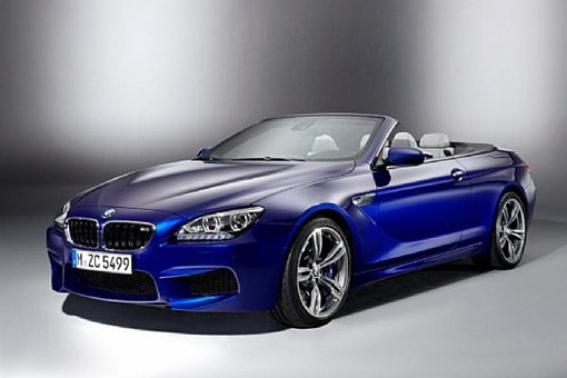 Купе BMW M6 с места до 100 км/ч разгоняется за 4,2 секунды, а кабриолет BMW M6 - за 4,3 секунды. Фото: finamauto.ru