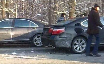 Сегодня на трассе произошло 7 аварий