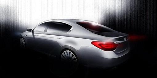 Комбинация высокотехнологичной задней оптики и хромированных элементов придают автомобилю строгий и элегантный вид. ФОТО Kia