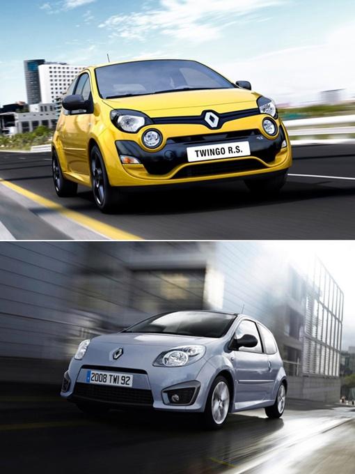 Renault Twingo RS  подвергли глобальной модернизации. Фото: auto.mail.ru