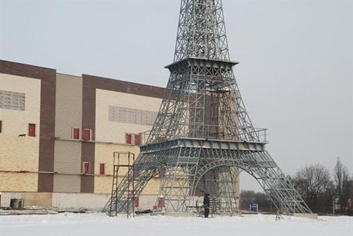 Находится новая достопримечательность в Харькове. Фото: