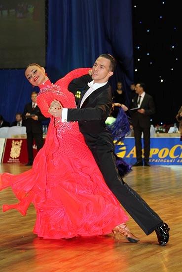 Днепропетровский клуб спортивного танца готовится праздновать юбилей и покорять новые вершины.