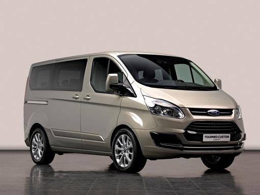 Ford представит на Женевском автосалоне прототип нового Transit