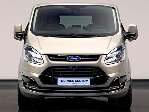 Под капотом концепта – 2,2-литровый дизельный двигатель Duratorq TDCi мощностью 155 л.с