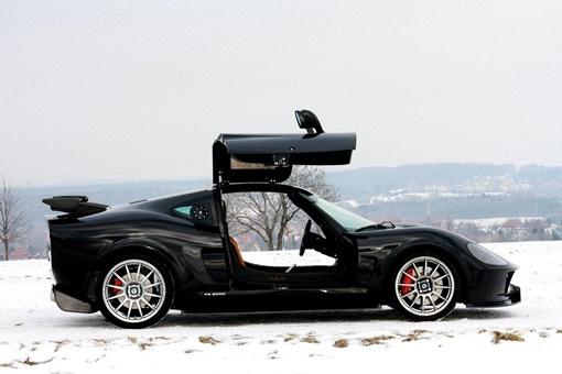 Melkus выставил цену в 149 тысяч евро за новое авто. ФОТО: melkus-sportwagen.de