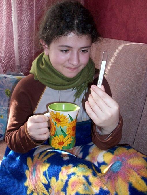 За неделю инфекция уложила в постель почти полторы тысячи школьников. Фото автора.