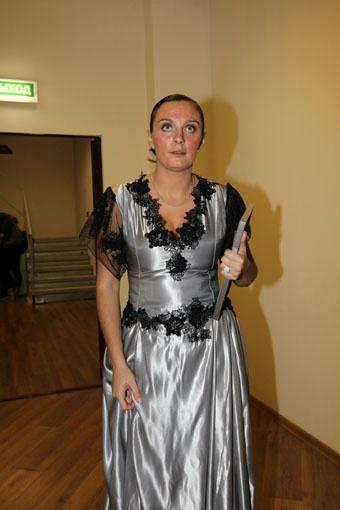 Певица выступала перед одесситами почти четыре часа. Фото Людмилы Стрижновой.