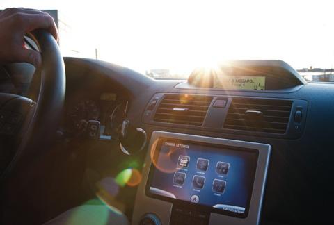 В течение года система будет проходить тестирование. Фото Volvo Car Corporation