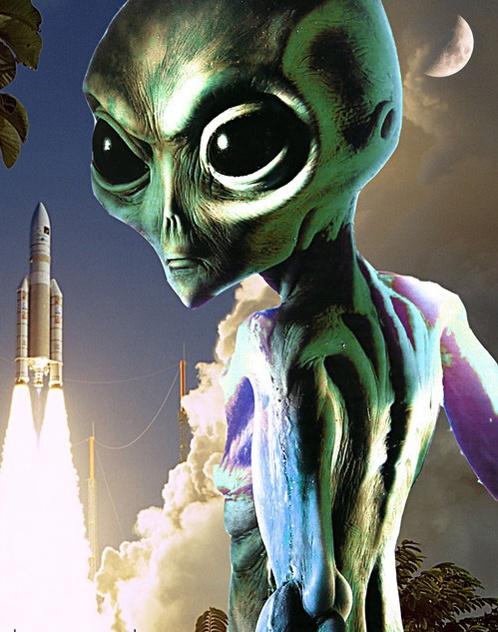 Соседние инопланетяне могут быть развиты не лучше нас
