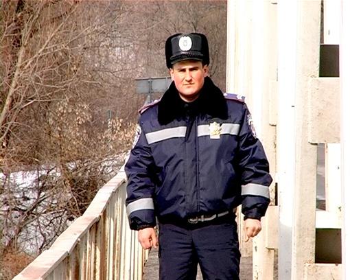 Максим Арехов. Фото УГАИ в Сумской области