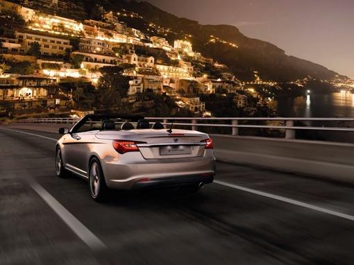 В Европе авто поступит в продажу уже в марте, фото Lancia