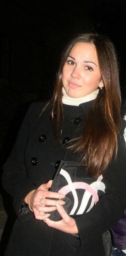 Наташа Лапшина