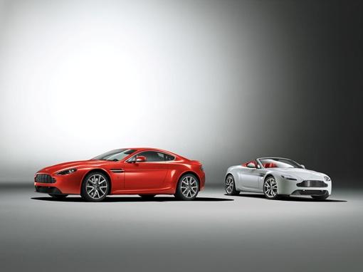 Штатная подвеска купе и родстера стала более энергоемкой, а в качестве опции доступна и спортивная подвеска. Фото Aston Martin